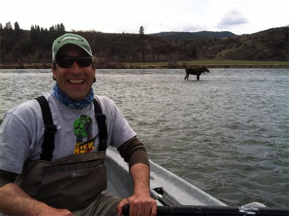 Our snake river fly fishing guides irwin id for Snake river fly fishing