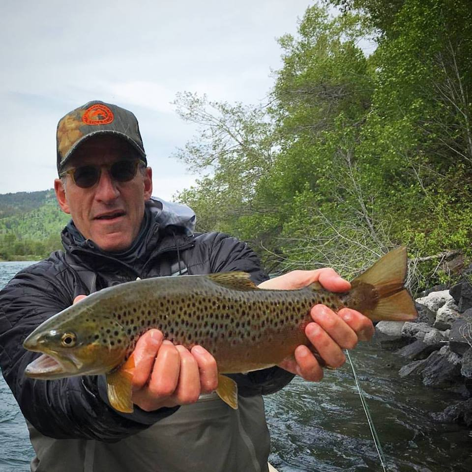 South Fork Of The Snake Fishing Report May 27th 2016
